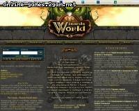 Wisard world ролевая игра в стиле фентези английский язык сценарий ролевая игра